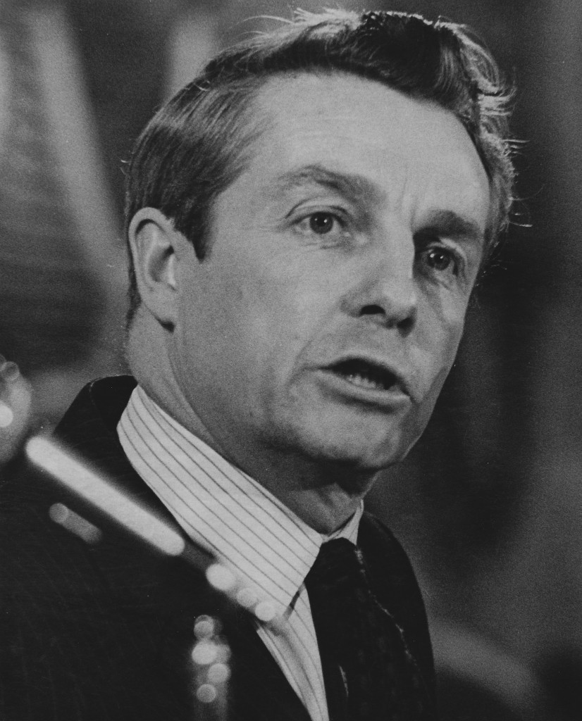 Premier Lougheed